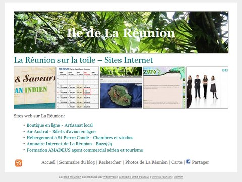 Répertoire du Web Réunion